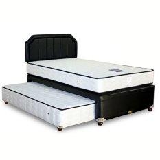 Beli Yuki Springbed 3In1 Medium Comfort Skko Uk 200 X 120 Pengiriman Gratis Untuk Daerah Jabodetabek Online Terpercaya