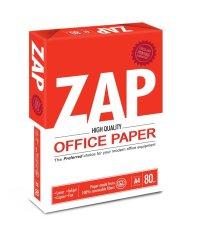 ZAP Photocopy Paper A4 80 gsm