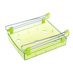 ZS Besar Tic Chute Kulkas Separator Plate Puing-puing Collection Rack-hijau-Intl