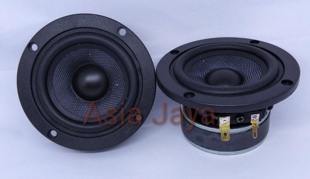 New ADX 3 Inch / 3 Inch Midrange Speaker Mobil