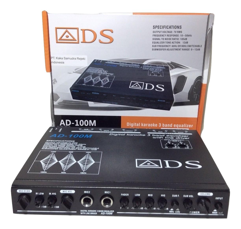 Jual Equalizer Audio Mobil Terbaik Lazada Co Id