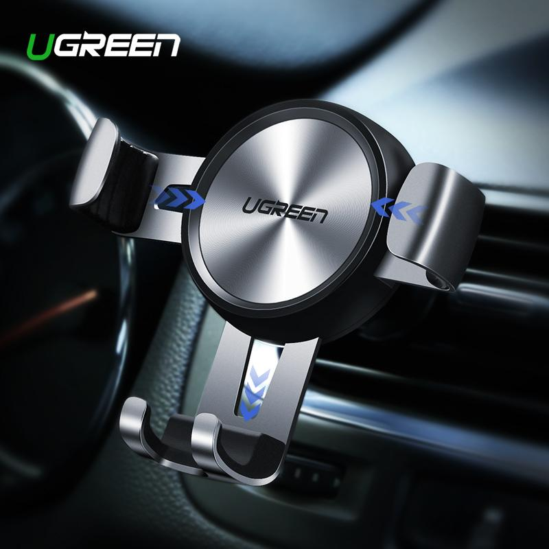 UGREEN Car Handphone Holder for Samsung, Xiaomi Redmi, iPhone XS, XS MAX,