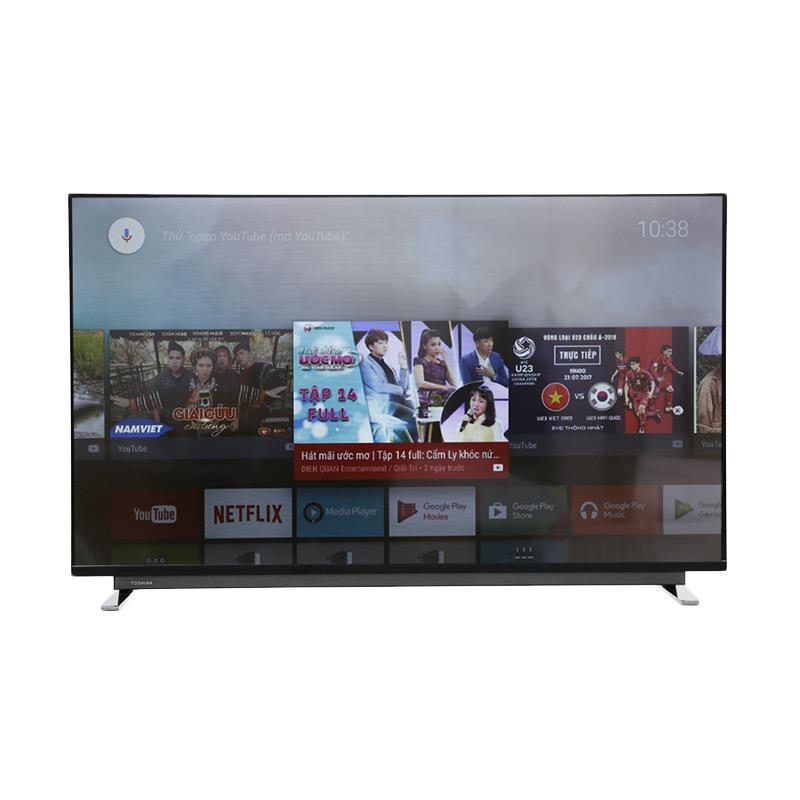 [RESMI] Toshiba 43U7750VJ UHD 4K Smart Android LED TV [43 Inch/ 4K/ UHD]