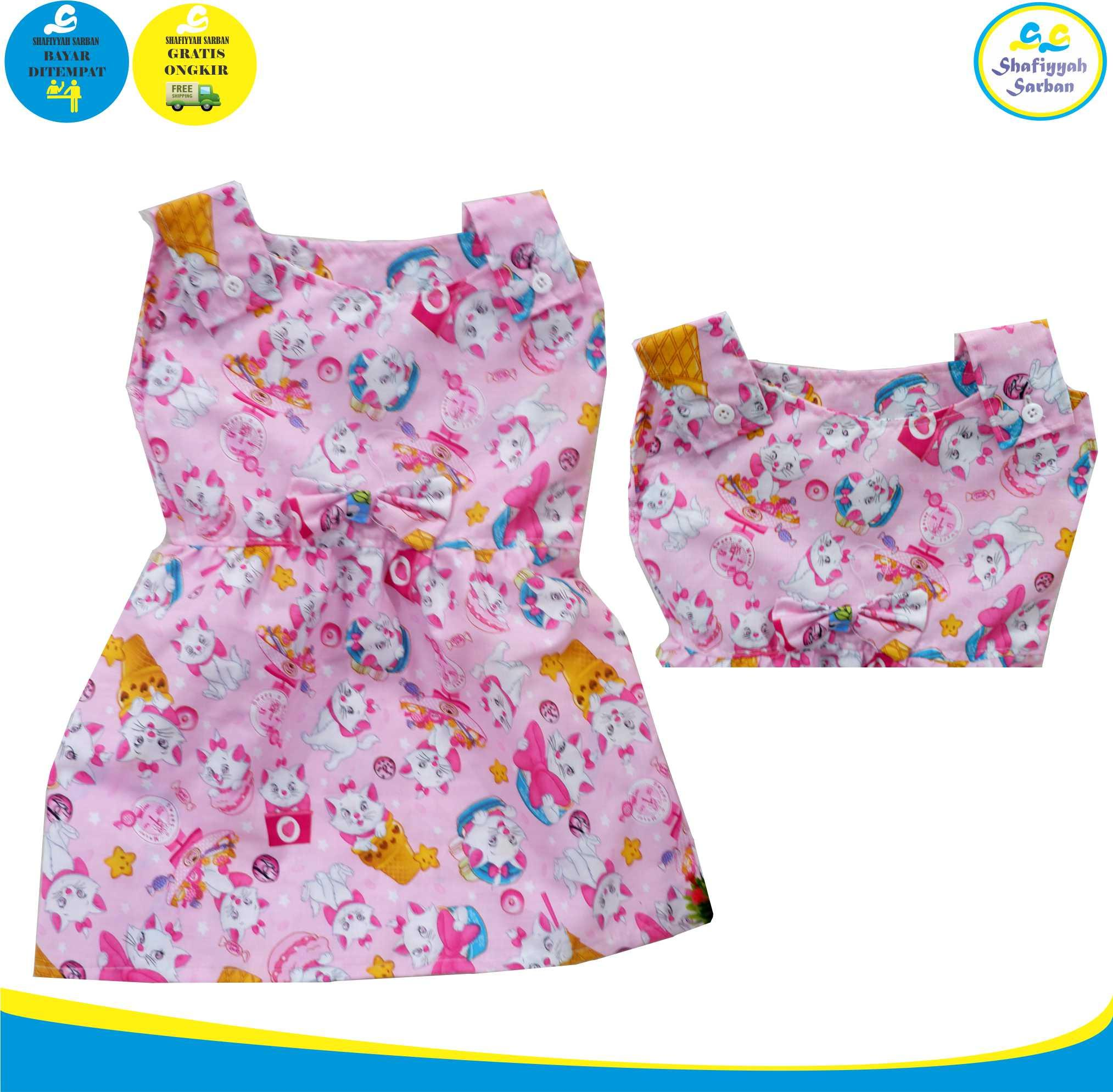 Dress Bahu Kancing - DRESS - Baju Anak f44122f842