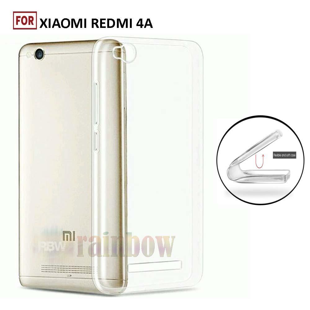 Rainbow Softcase Xiaomi Redmi 4A Silikon Case Xiaomi Redmi 4A Ultrathin Xiaomi Redmi 4A Ultrafit TPU