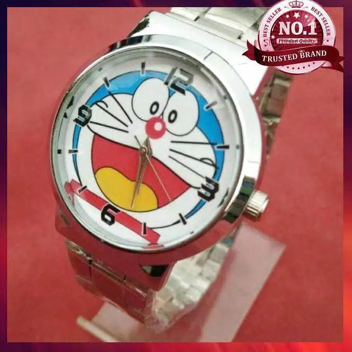 Jam tangan Motif Doraemon Murah Berkualitas