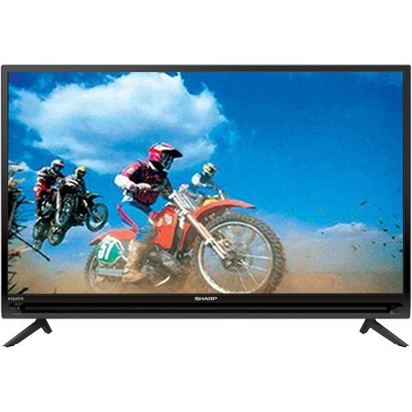 TELEVISI SHARP LC-40SA5100I TV 40 INCH SUPORT USB AQUOS FULL HD WITH ECO MODE TV LED BACKLIGHT ANTENA BOOSTER GARANSI RESMI