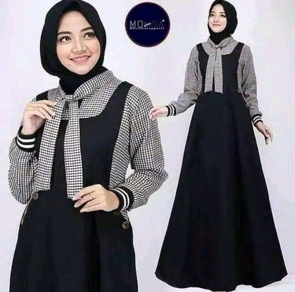 5acc72e865d EXELLA DRESS baju gaun   gamis wanita termurah terlaris terbaru new 2019  top and tops fashion