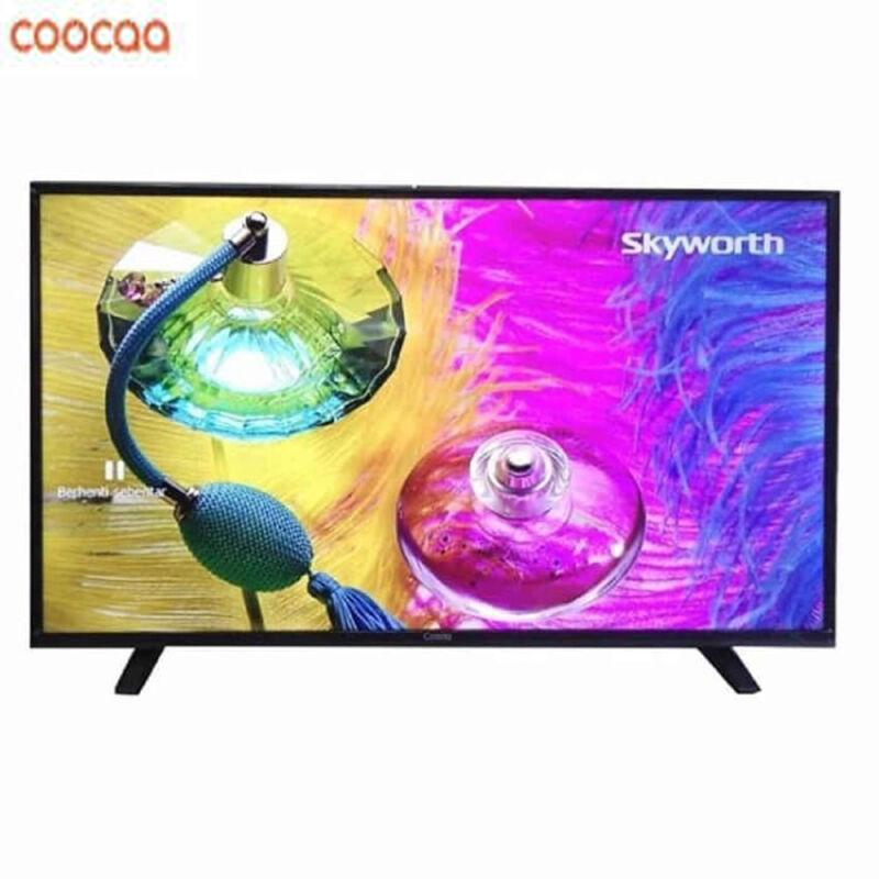 COOCAA LED TV 32 Inch HD Digital - 32A4 garansi resmi