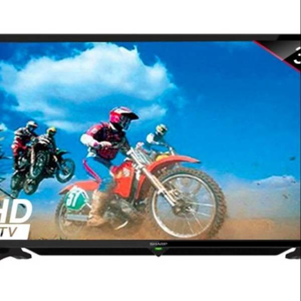 SHARP LC-32LE180i TV LED 32inch garansi RESMI SHARP Indonesia - Khusus JADETABEK - GRATIS ONGKIR