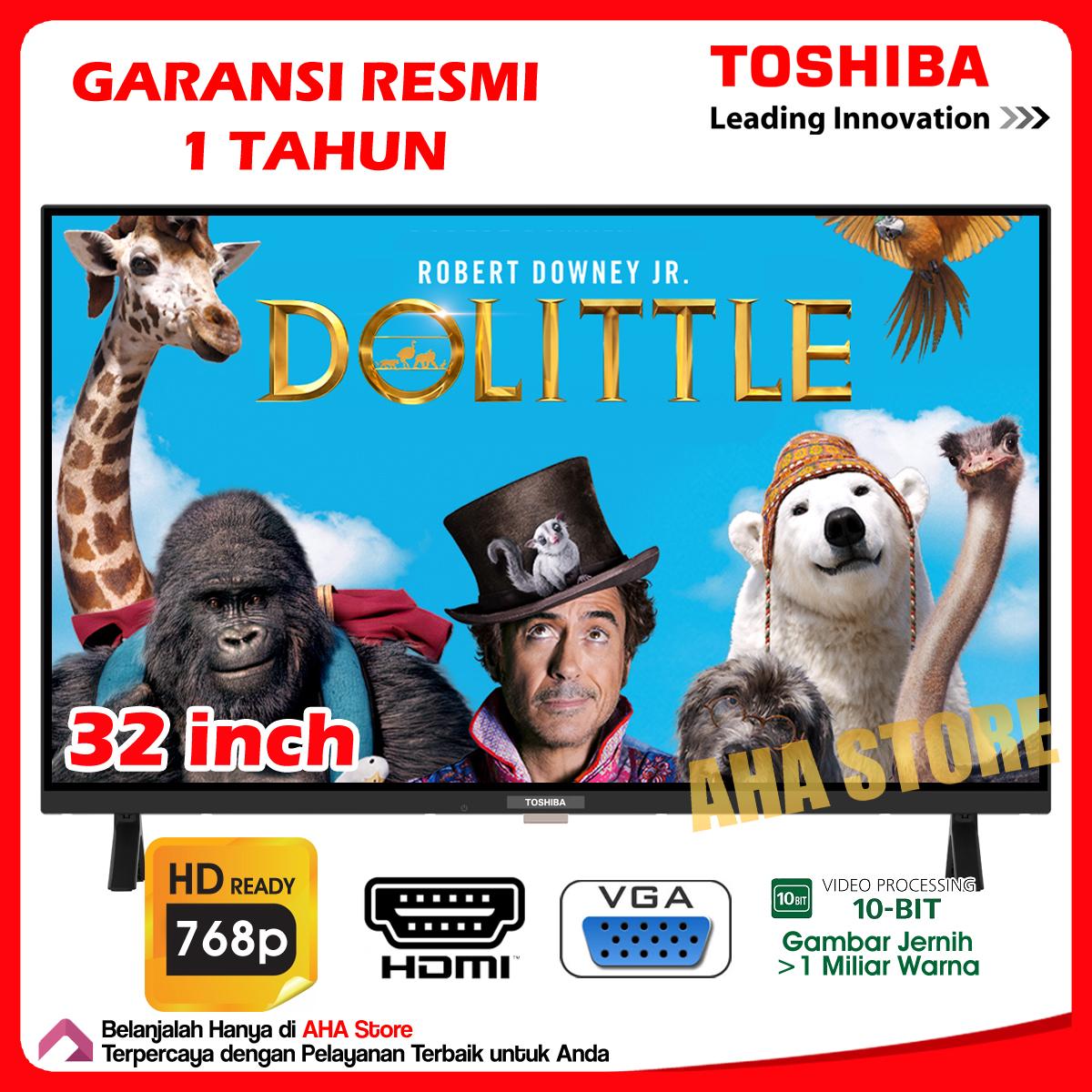 Toshiba LED TV 32 Inch USB Movie 32L2900-VJ