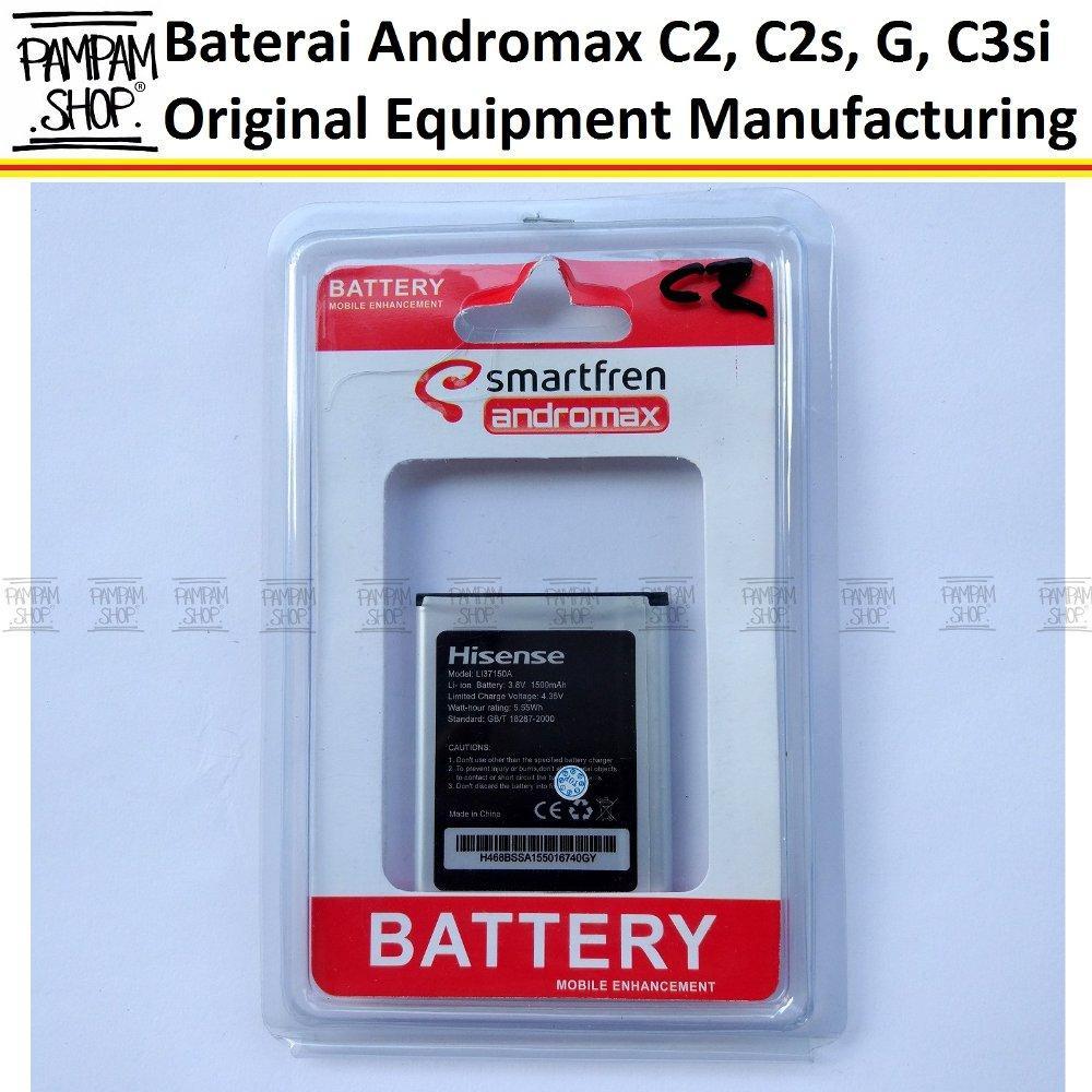 Baterai Smartfren Smart Fren Andromax G / C2 / C2 New / C2S / C3si Original