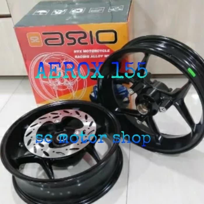 Velg Racing Axio Double Disc Aerox 155