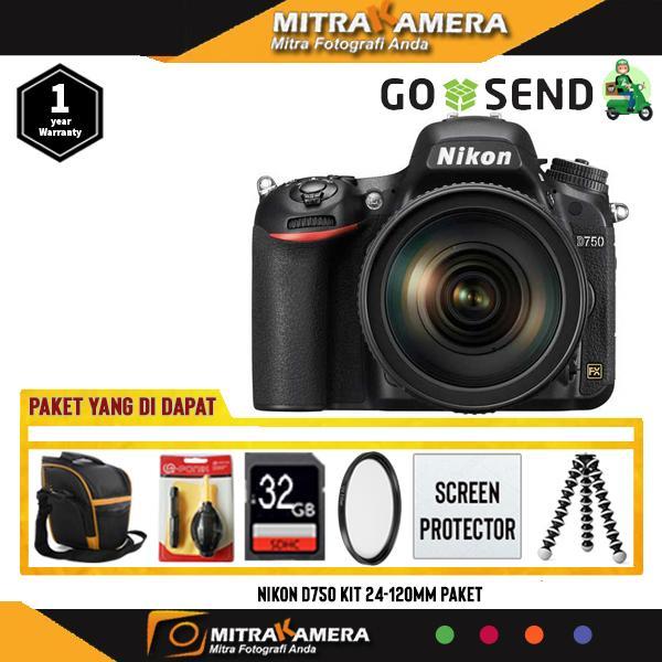 Nikon D750 kit 24-120mm PAKET
