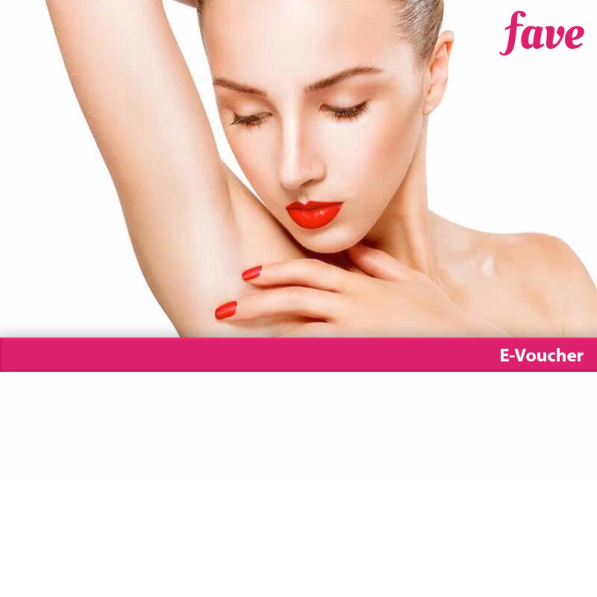 Beautilogy Epiwalk Unlimited Underarm Korean Ipl + Underarm Skin Whitening Treatment (new Member Only) By Fave Indonesia.