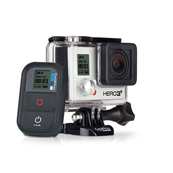 GoPro HERO 3 Plus Black Edition 12MP Action Camera