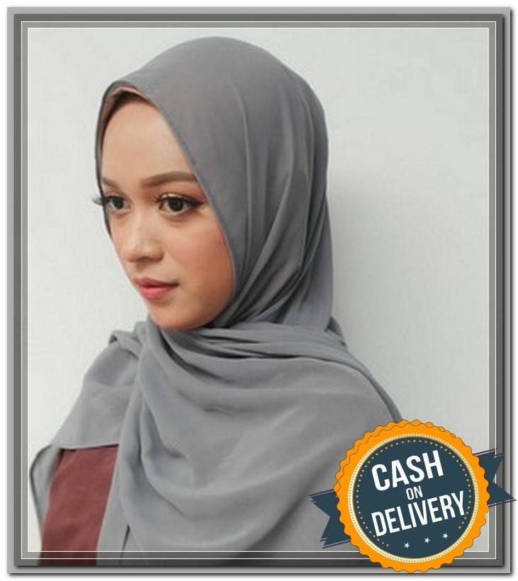 Jilbab Khimar Baby Doll / Kerudung Pasmina Sabyan Ceruty Diamond CERUTY / Kerudung Segiempat Bella Square Jilbab Segiempat Bela Square Double Hycon