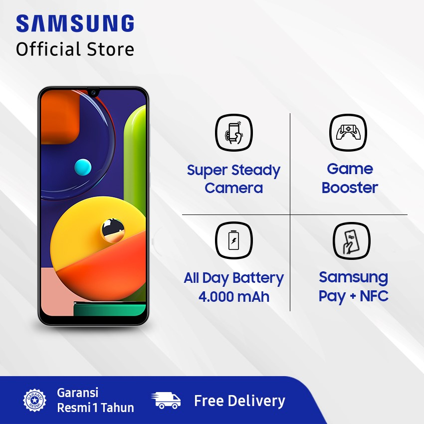 Samsung Galaxy A50s 4/64GB