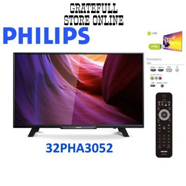 PHILIPS 32  LED TELEVISION