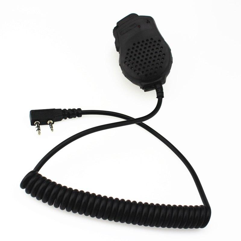 Coupon tại Lazada cho Speaker Mic Microphone Dual PTT For Baofeng Two Way Radio UV-82 UV-82L UV-8D UV-89 UV-82HP Series Portable Radio