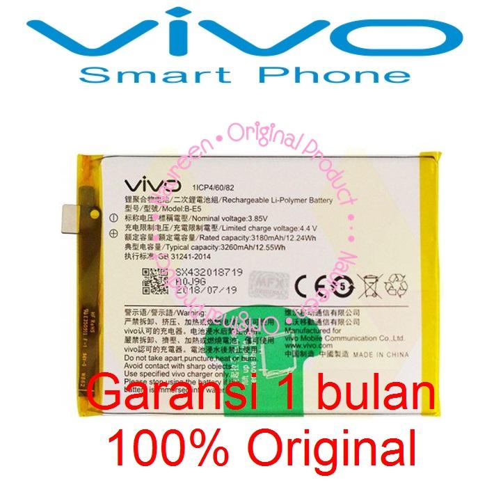 Baterai Battery Batre Vivo Y81 Y83 B-E5 Original. Battery Vivo Y81 Y83 B-E5 Original. Batrei Batere Vivo Y81 Y83 B-E5 Original