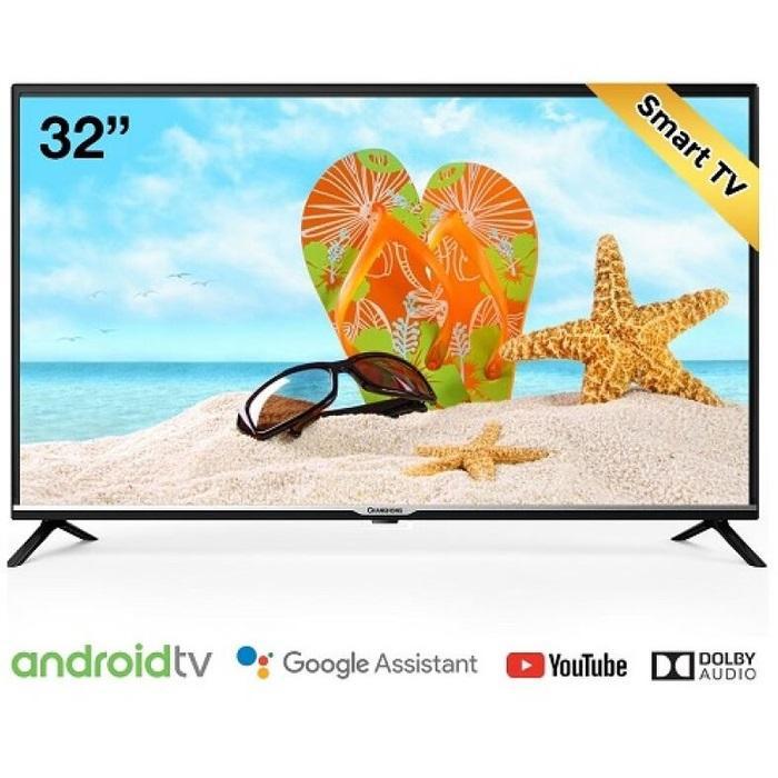 Changhong L32H4 LED TV 32 inch Android - KHUSUS JABODETABEK