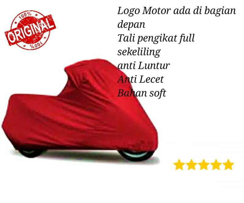 Honda Scoopy Cover Motor Sarung Tutup Motor Honda Scoopy Bagus Dan Murah By Nur Trd.
