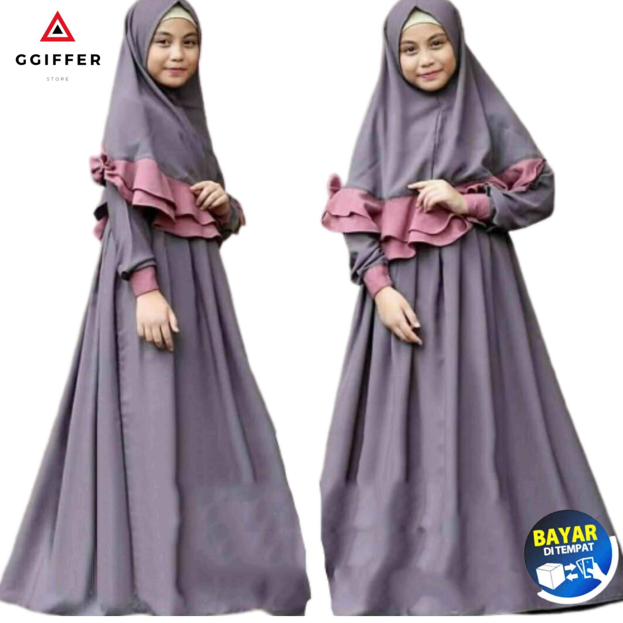 Gamis Anak Terbaru 2020 Model Gamis Anak Terbaru 2020 Baju Anak Perempuan Terbaru 2020 Baju Muslim Anank Perempuan Terbaru Gamis Anak Remaja Baju Muslim Trend 2020 Baju