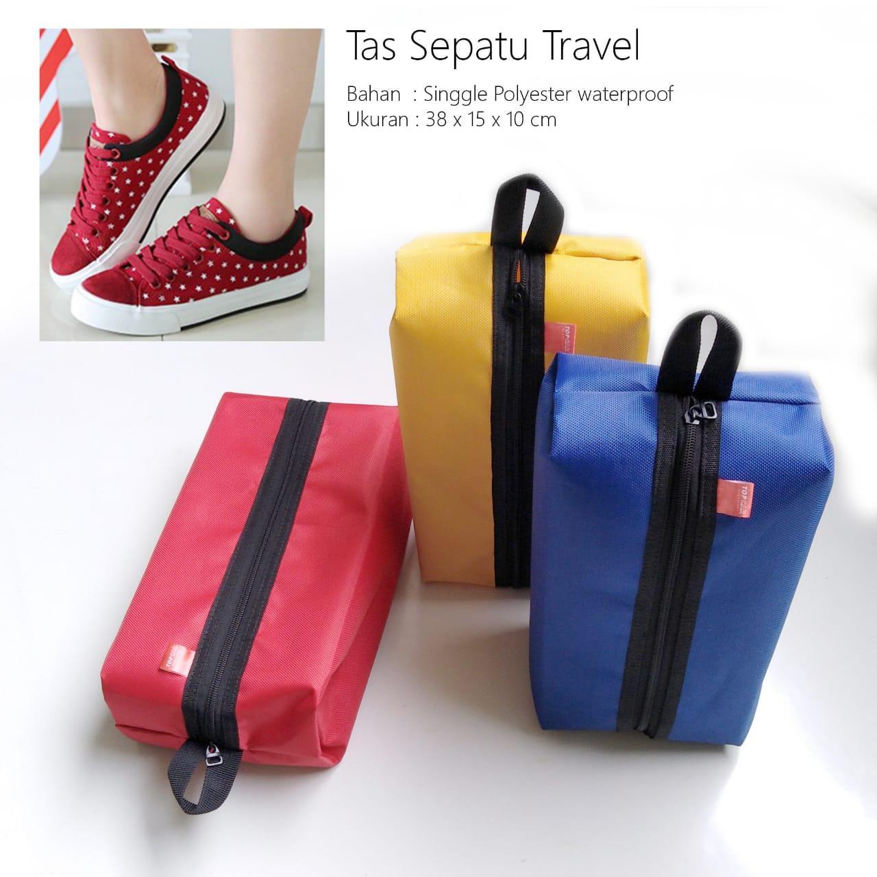 Ardilla Tas Sepatu Polos / Shoes Bag / Tas Sandal / Tas Sendal / Travel Bag