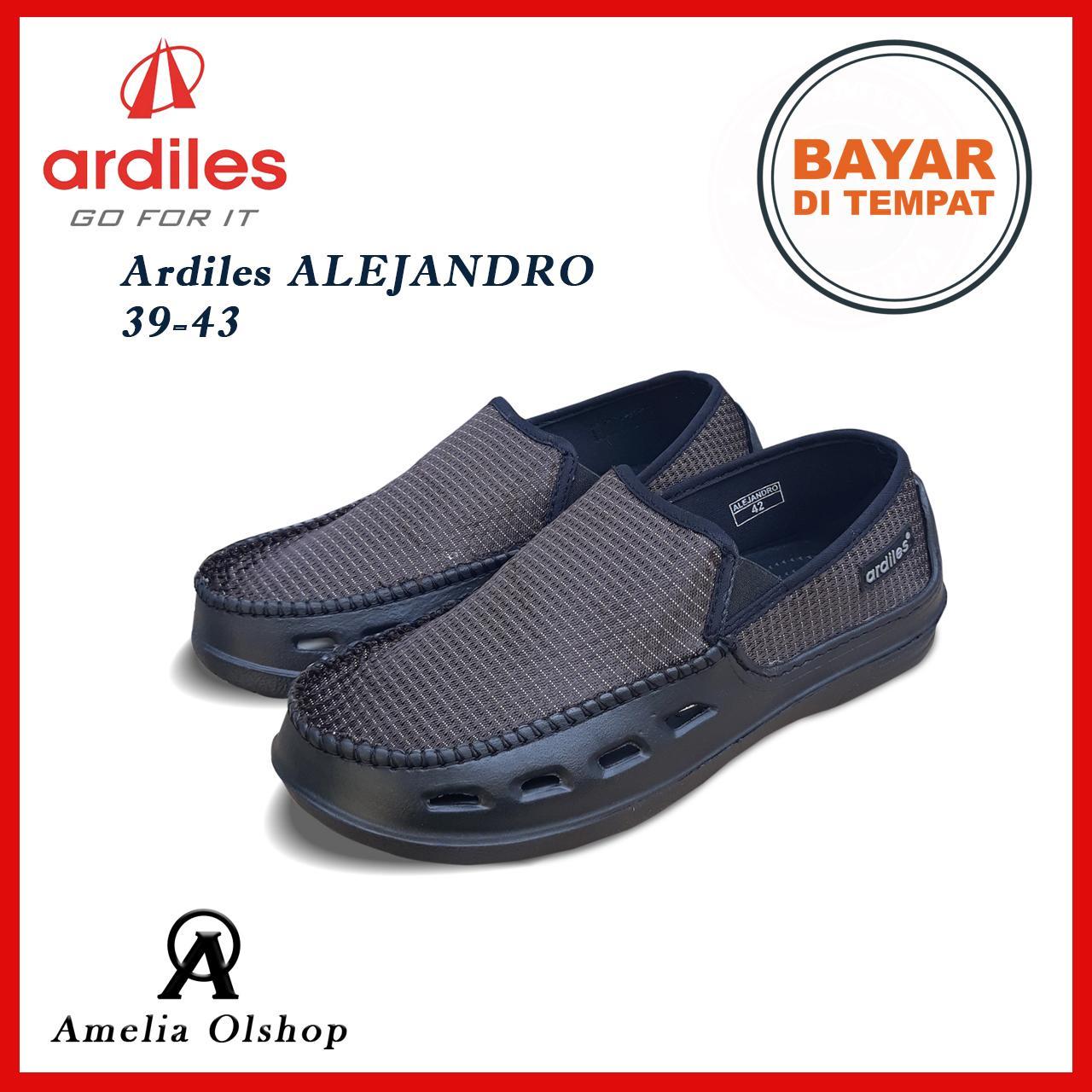 Amelia Olshop - Sepatu Ardiles Croc ALEJANDRO 39-43   Sepatu Pria   Sepatu  Slip 9d7205026b