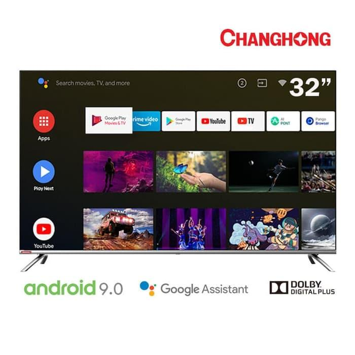 Changhong L40H7 LED TV Android TV  40 Inch - FHD TV