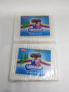 TS- Cotton Buds Bud Korek Kuping Cottonbud isi 100pcs thumbnail