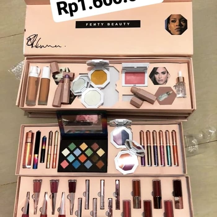 Lagi Promo Fenty Beauty Full Set Make