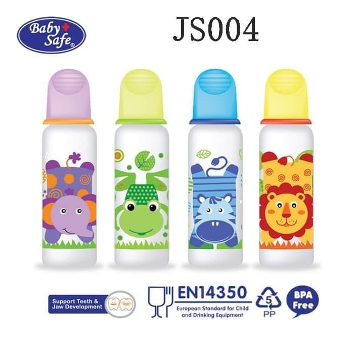 Baby Safe Botol Susu / Feeding Bottle 250 ml JS004