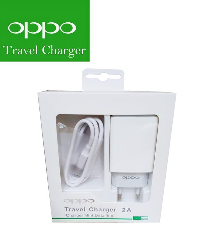 Travel Charger OPPO A37 A57 A59 A71 ORIGINAL