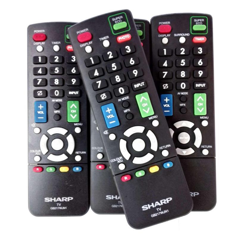 Remote remot Sharp Tv LED LCD Original Asli 100%