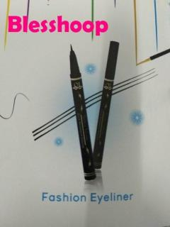 Blesshoop - QL Fashion Eyeliner Black Waterproof 0.8 Gr thumbnail