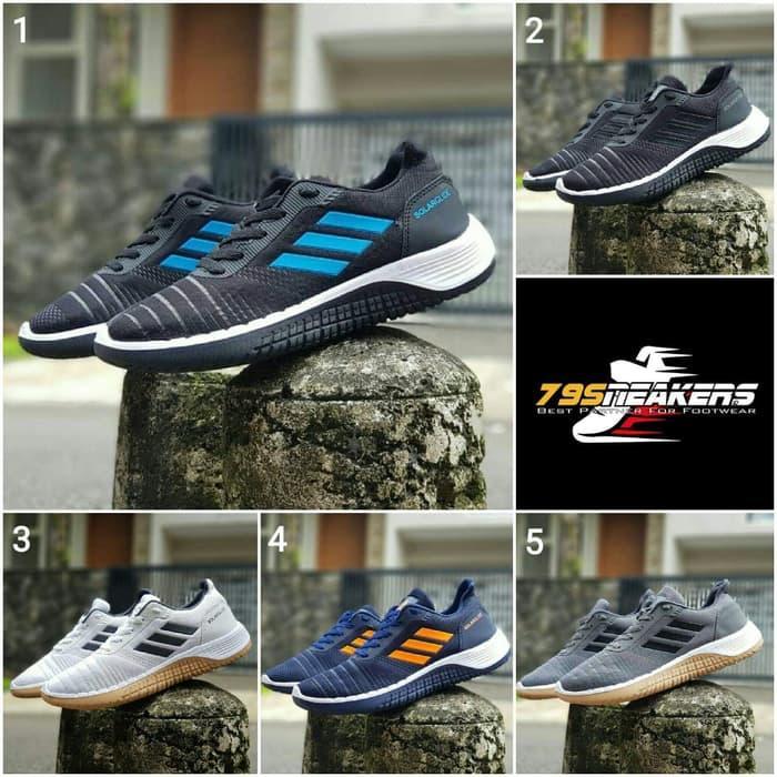 Sepatu Sneakers Adidas6 Solar Glide Premium Original Sepayu Pria Sepatu Olahraga Sepatu Jogging Sepatu Running Sepatu Trend