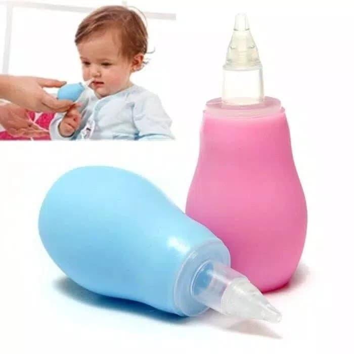 Sedotan Ingus Bayi / Alat Pembersih Hidung Bayi / Nasal Aspirator Nose
