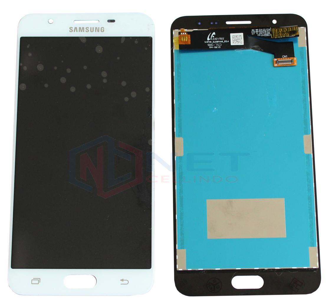 LCD TOUCHSCREEN SAMSUNG G610 GALAXY J7 PRIME AAA (KONTRAS)