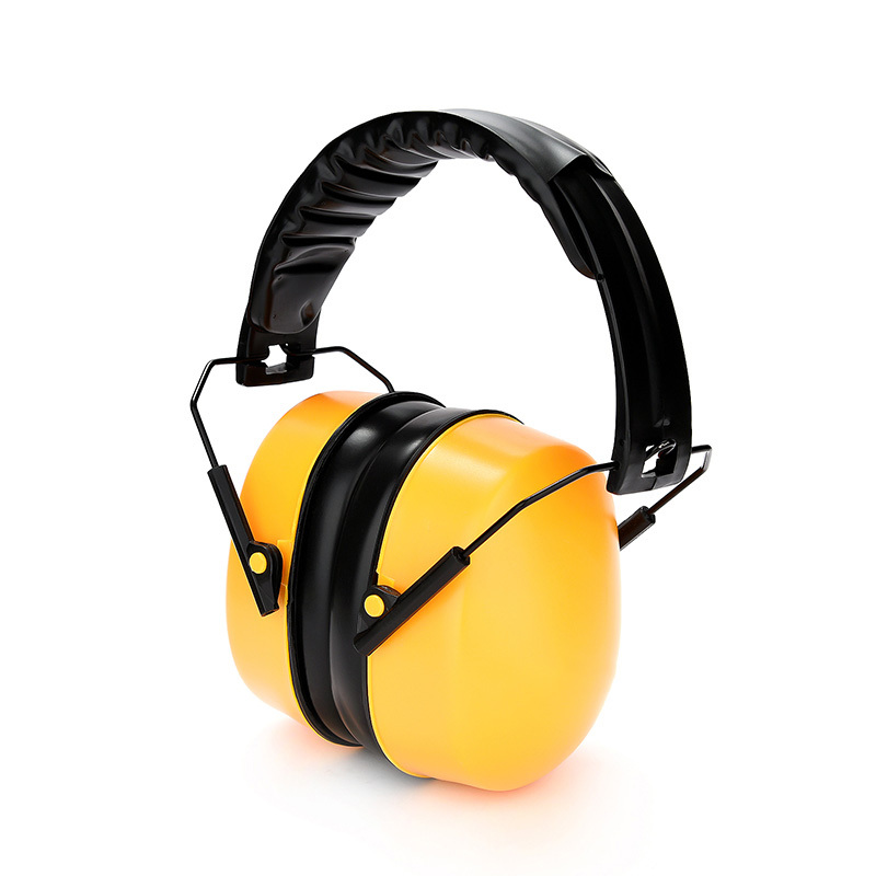 Over the Head Earmuff, Hearing Protection, Ear Protectors, perfect for Heavy Equipment Operations