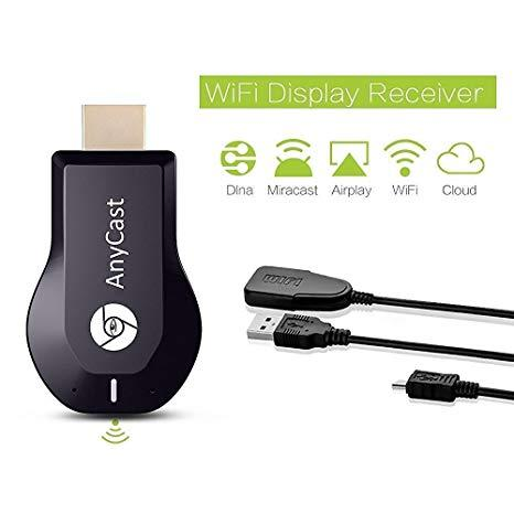 Anycast Dongle Wifi HDMI Display Receiver - HDMI Dongle - AnyCast