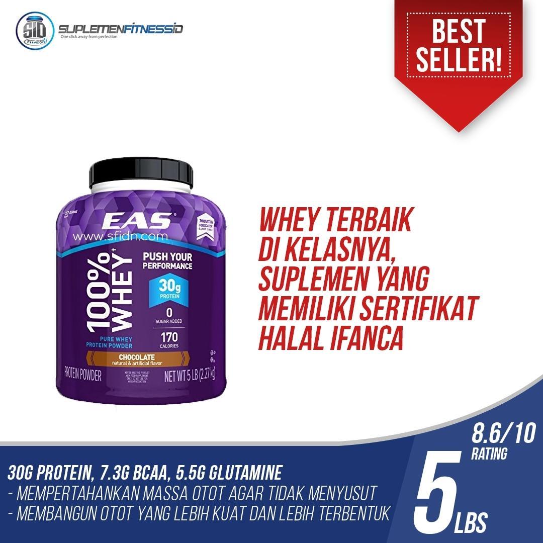 Abbott EAS Myoplex Whey Protein 100% - 5 Lbs NEW f5048a6744