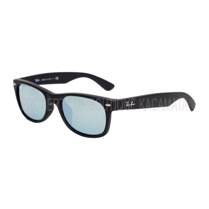 best seller   promo Kacamata Rayban Original New Wayfarer Flash  2132F-622 30   7a9119c29f