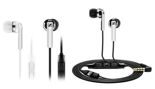 Sennheiser CX 2.00i for iPod, iPhone, iPad earphone headset headphone