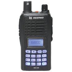Harga Weierwei Handy Talky Vev 338 Vhf New