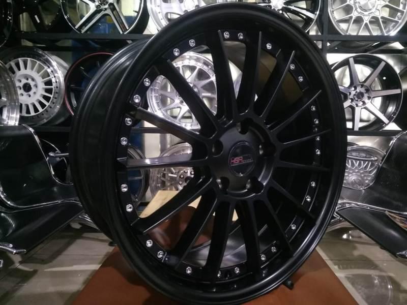 Velg Mobil Racing Fidget Hsr Ring 18 Crv Hrv Innova Juke Outlander Murano Xpander