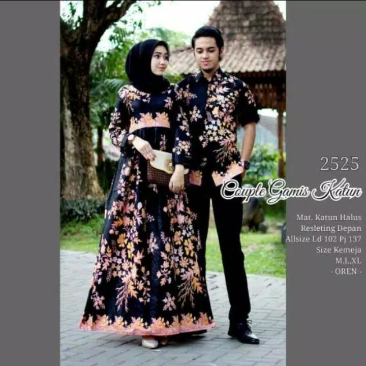108 Gambar Baju Batik Couple Online Murah Terbaik