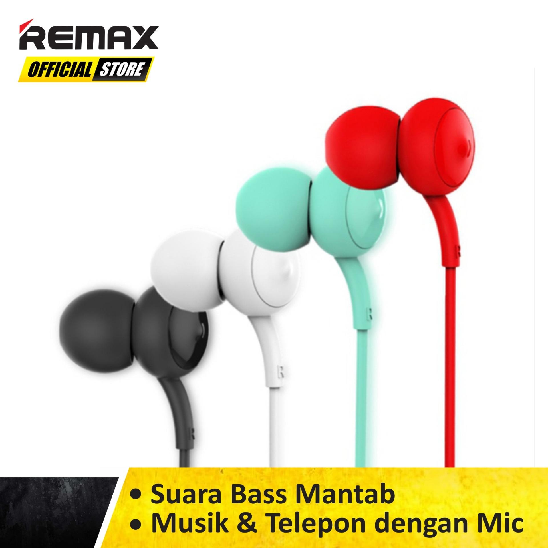 (5). Indonesia. Remax Concave Convex Earphone RM-510 Garansi Resmi    Earphone Murah   Earphone Terbaik   afb1b5a05d