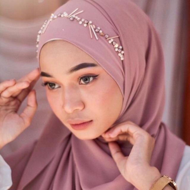 Hijab Pasmina Diamond Payet Bando Trend 2020 Kerudung Payet Jilbab Phasmina Bando Payet Terbaru 2020 Warna Terlengkap Murah Rstore Lazada Indonesia